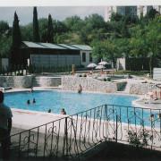 Пансионат Чайка, Алушта, год постройки 2004