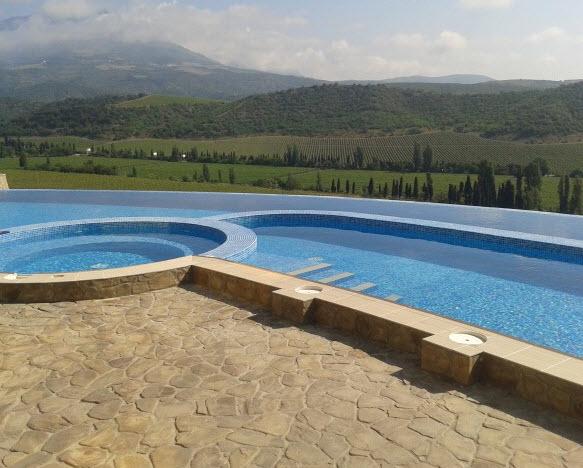 строительство бассейнов крым